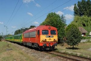 Ungarn Zug