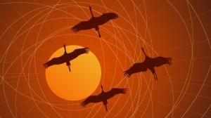 flying cranes_s